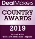 AWARD COUNTRY AWARD 2019